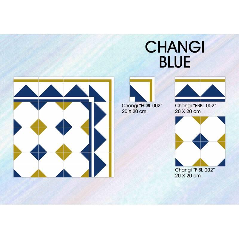 Changi Blue