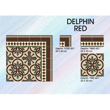 Delphine Red