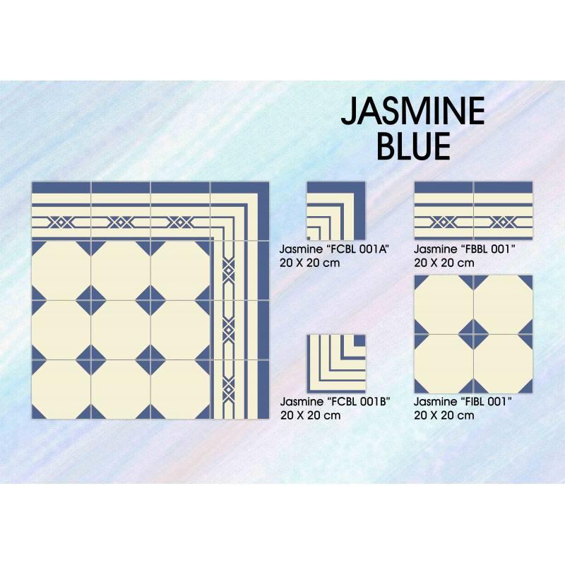 Jasmine Blue