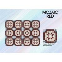 Mozaic Red