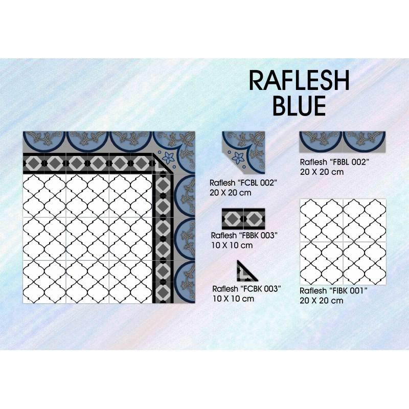 Raffles Blue