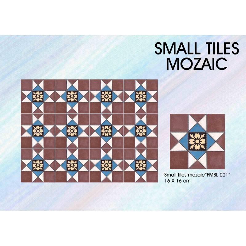 Small Tiles Mozaic
