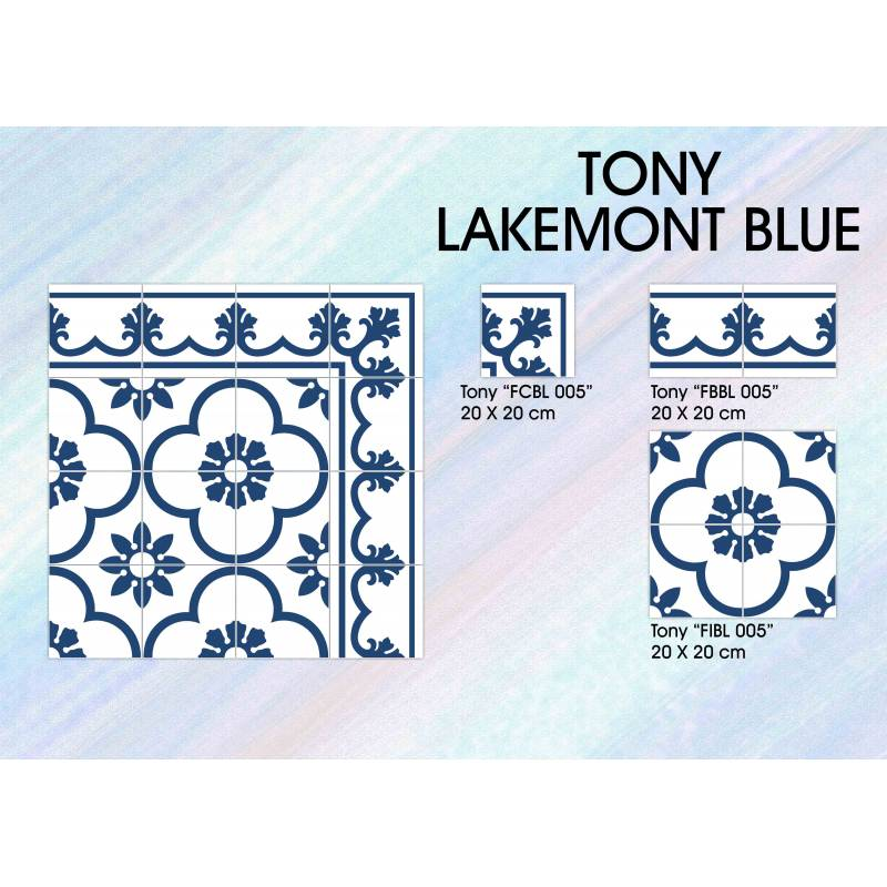 Tony Lakemont Blue