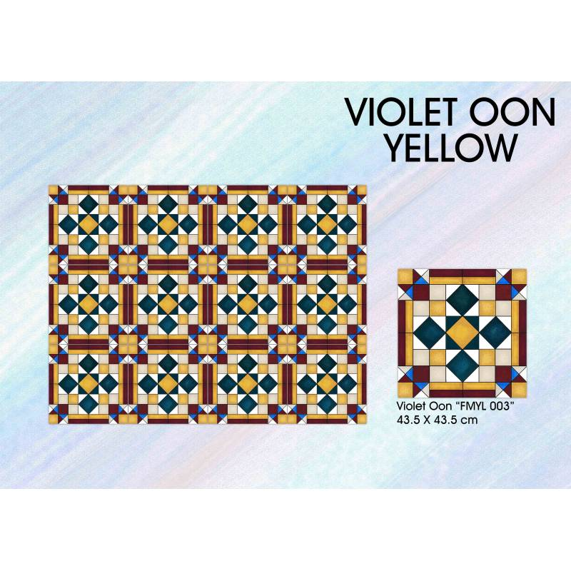 Violet Oon Yellow