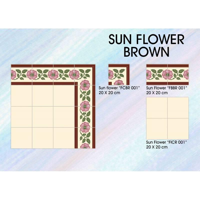 Sun Flower Brown