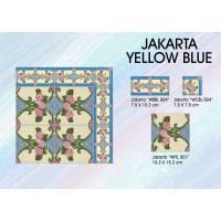 Jakarta Yellow Blue