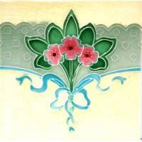 Original Peranakan Wall Tiles 4