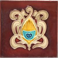 Original Peranakan Wall Tiles 9