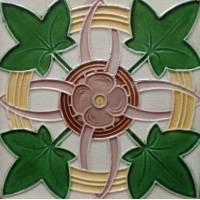 Original Peranakan Wall Tiles 43