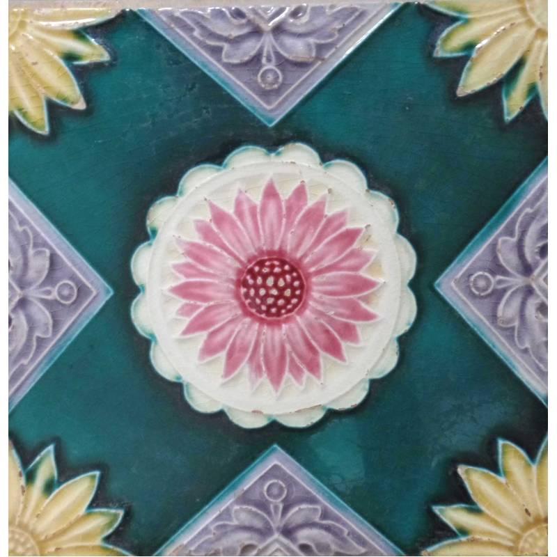 Original Peranakan Wall Tiles 48