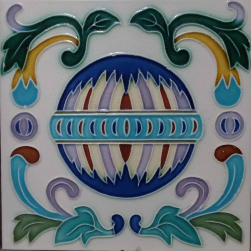 Original Peranakan Wall Tiles 50