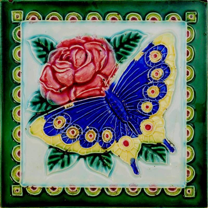 Original Peranakan Wall Tiles 58