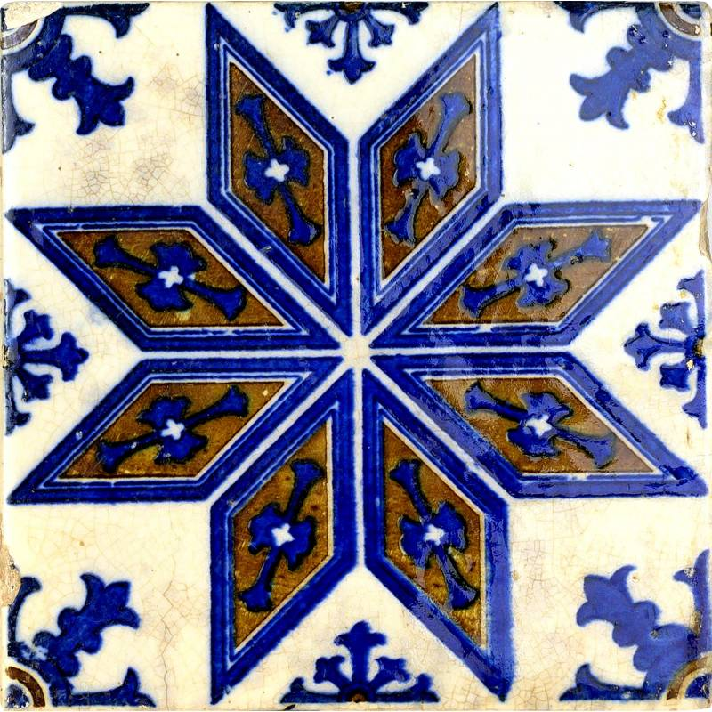 Original Peranakan Wall Tiles 60