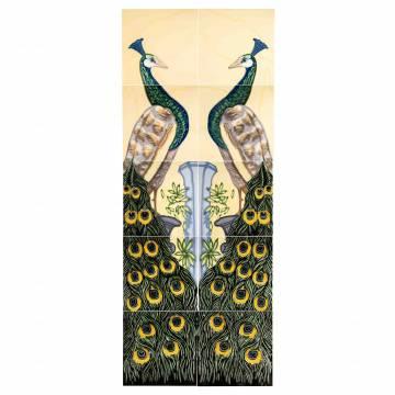 Peacock Panel