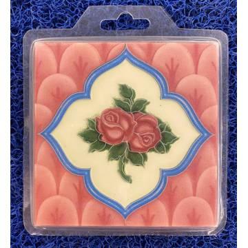 Dakota Pink Coasters (Mug)
