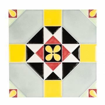 Dempsey Yellow (100 x 100 mm)
