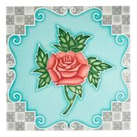 Four Rose Blue